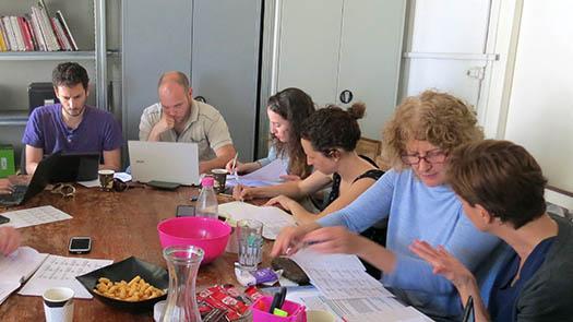 סדנת מתקדמים: חדר כותבים לליווי וקידום פרוייקטים